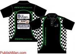 Custom made Motorsports Uniforms in Perth, Australia - Image 4/4