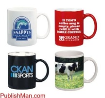 Personalized Branded Coffee Mugs in Perth Australia - Image 1/4