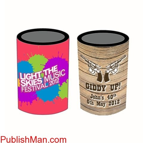 Personalized Printed Stubby Holders in Perth Australia - 3/3