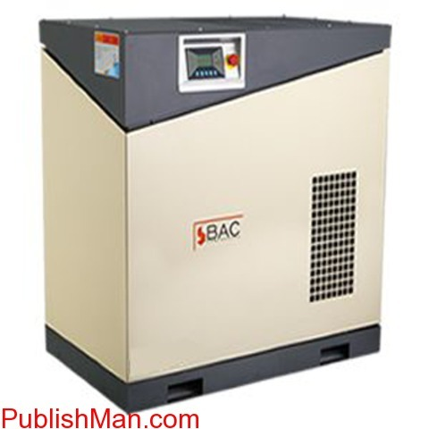 Oil-Injected Screw Air Compressor manufacturers in Coimbatore, India - BAC Compressors - 1/1