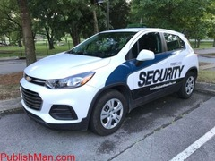 Patrol Security Guard Services Area in Nashville