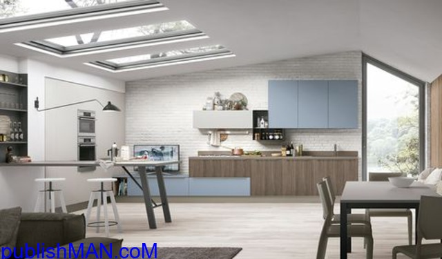 Affordable and Luxury Kitchen Renovations In Sydney - Eurolife - 1/4